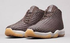 Jordan Future Premium Dark Chocolate Official Images and Release Date
