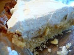 Banana Cream Pie and Tips on Pie Crust by Brown Eyed Baker