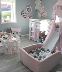 Kids Bedroom Ideas for Small Rooms You Should Try Now Toddler bedroom, big girl bedroom, little girl bedroom. Gallery wall library toysToddler bedroom, big girl bedroom, little girl bedroom. Baby Bedroom, Baby Room Decor, Nursery Room, Baby Girl Bedroom Ideas, Bedroom Decor, Kids Bedroom Girls, Childrens Bedroom Ideas, Toddler Bedroom Ideas, Childrens Party