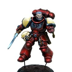 Warhammer 40k Blood Angels, Minis, Warhammer Models, Warhammer 40k Miniatures, Space Wolves, Miniature Figurines, The Grim, Warhammer 40000, Space Marine