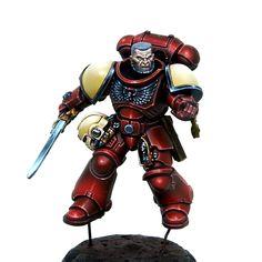 Warhammer 40k Blood Angels, Minis, Warhammer Models, Space Wolves, Warhammer 40k Miniatures, Miniature Figurines, The Grim, Warhammer 40000, Space Marine