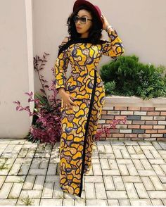 ✨Wrap skirt jumpsuit in ?✨Wrap skirt jumpsuit in African Fashion Ankara, Latest African Fashion Dresses, African Print Fashion, African Dresses For Women, African Attire, African Dress Designs, Ankara Dress Styles, African Traditional Dresses, Overall
