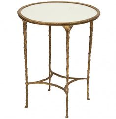 Organic Side Table - Furniture - Accent Tables - End Tables