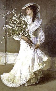 Sir John Lavery, Spring, (1904)