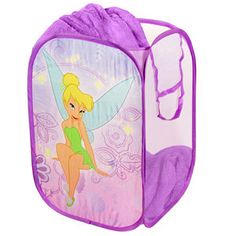 Disney - TinkerBell Pop-Up Hamper $10.00