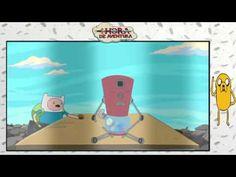 Hora De Aventura Temporada 5 Capítulo 46 - Chiclebot (Español Latino)