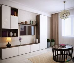 4 Tips for Achieving a Minimalist Home Decor - Minimalist Home Decor - Living Room Wall Units, Interior Design Living Room, Living Room Designs, Living Room Decor, Minimalist Home Decor, Minimalist Living, Dressing Design, Muebles Living, Home Furniture