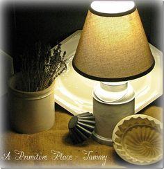 Primitive Farmhouse Kitchen    www.aprimitiveplace.net  A Primitive Place ~ Tammy