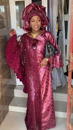 African Attire, African Dress, Estilo Abaya, African Print Dress Designs, Latest African Fashion Dresses, Designer Dresses, Dressing, Sari, Boutique