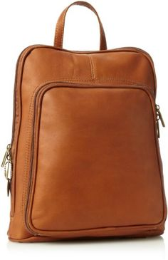 David King  Co Backpack Tan One Size *** You can find out more details at the link of the image.