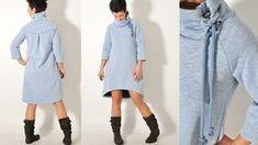 SWINGING.raglan • Nähanleitung • Schnittmuster • DIY Nähen • leni pepunkt • Sweatshirt Sweatkleid • easy • sewing pattern • Longshirt