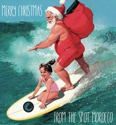 Merry Christmas from The Spot Morocco!