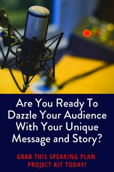 Learn how to confidently speak and share on your expertise on podcasts, FB Lives, or live events. Here I give you the tools, tips, techniques, and templates to execute for you and your team. Click here to grab your Speaking Plan project kit. #projecttemplatesbusiness #projecttemplateplanner #projecttemplate #projectplanningbusiness #projecttemplateprintables #speaking Marketing Plan, Affiliate Marketing, Business Tips, Online Business, Pinterest Design, Starting A Podcast, Live Events, Business Management, Blogging For Beginners