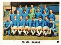 Nigel's Webspace - The Sun, 1970/71, Football Swap Cards - team photos Bristol Rovers Fc, Team Photos, Football Cards, Sun, Soccer Cards, Team Pictures, Solar