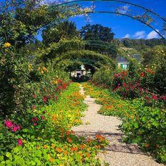 Jardins incr (Foto: Instagram/ Reprodu)   Jardins de Claude Monet