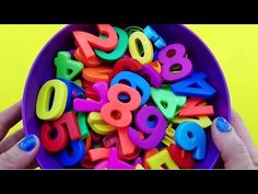 NUMBERS PARTY! Learn Numbers! Fun Learning Contest - Li99ķ09lĺĺķaäZzzbč esson 1 - Surprise Egg Opening teaching - YouTube