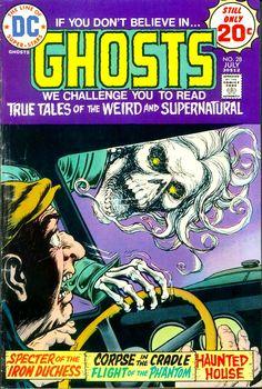 DC Comics Ghosts #28