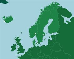 Play this quick geography game and see how well you remember the locations of the five Nordic countries on the map. Map Quiz, Geography Games, Country Maps, Teaching Biology, Central Europe, Social Studies, Finland, Homeschool, Continents