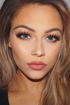 Not Boring Natural Makeup Ideas ★ See more: http://glaminati.com/best-natural-makeup-looks/