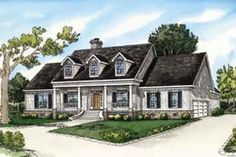 Plan #16-332 - Houseplans.com
