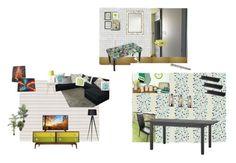 """Végleges 3 verzió."" by boglarkamakai on Polyvore featuring interior, interiors, interior design, home, home decor and interior decorating"