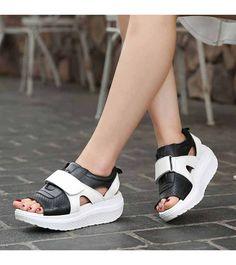 Rocker Bottomed Shoes for bad ankles
