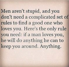 My advice from my experience if your wondering if a guy is into you, he probably isn't.