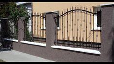 Kovácsoltvas kerítés alap Deck, Outdoor Decor, Home Decor, Decoration Home, Room Decor, Front Porches, Home Interior Design, Decks, Decoration