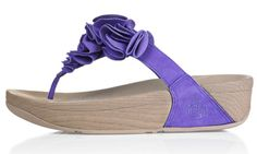 FitFlop Nectarean Sandals Purple $66.00. Save: 46% off. Save: 46% off