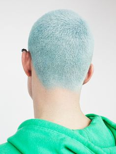 """ my hair color for the summer "" Hair A, Your Hair, Man Hair, Light Blue Hair, Men Hair Color, Green Hair Men, Mens Blue Hair, Coloured Hair, Haircuts For Men"