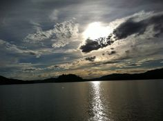 Photo I took in the middle of Quesnel lake. One of my favorite places in BC