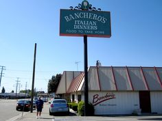 RIP Banchero's Restaurant, Hayward, CA...A real treat when we went there in the 50's.  More food than anyone could possibly eat.  Thank you.