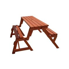 Lifetime Convertible Wood and Metal Park Bench & Reviews | Wayfair