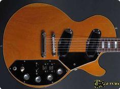 Gibson / Les Paul Recording / 1972 / Natural / Vintage Guitar
