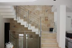 Stairs made of marble and stone For more information and designs check our website http://www.arielmarble.net