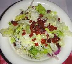 House Salad -   Maggiano's Little Italy Copycat Recipe