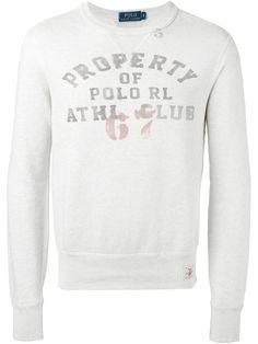 Polo Ralph Lauren Moletom - Nike - Via Verdi - Farfetch.com