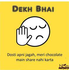 #chocolateobsession #dekhbhai