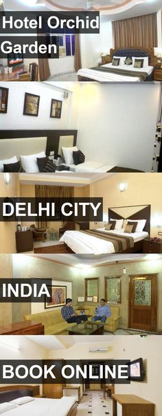 Hotel Orchid Garden in Delhi City, India. For more information, photos, reviews and best prices please follow the link. #India #DelhiCity #travel #vacation #hotel