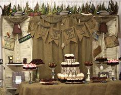 grooms table desserts debbie delights