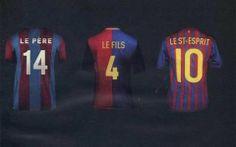 Barça - Cruijff, Guadiola, Messi
