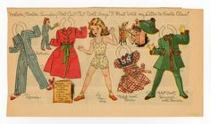 77.6183: Valeda | paper doll | Paper Dolls | Dolls | Online Collections | The Strong