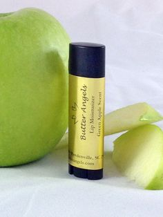 Product Preview: Green Apple Lip Moisturizer
