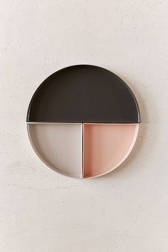 Isa Mini Catch-All Nesting Tray Set for your vanity or dresser. Set of 3 mini nesting trays that you can place together or separately! Perfect for storing makeup, nail polish and more. afflink for urban outfitters. THINGS TO KNOW:  - Set of 3  - Metal  - Wipe clean