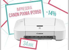 #Impresora Canon Pixma IP2850.   http://www.opirata.com/es/impresora-canon-pixma-ip2850-p-27765.html