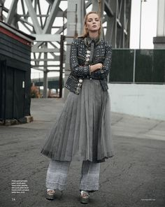 How to Spend It Magazine January 2016 Model: Heather Marks Photographer: Kevin Sinclair Fashion Editor: Damian Foxe Street Chic, Street Style, Street Fashion, Fashion Portfolio, Editorial Fashion, Fashion Trends, Style Snaps, Celebrity Look, Mannequins