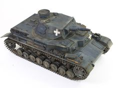 4号A型 The first Panzer IV