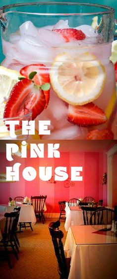 Lunchtime crowds have flocked to The Pink House in Claremore, Oklahoma for over three decades. This charming century old Victorian homestead serves up fresh salads, delicious quiche and sandwiches on thick slices of homemade bread.