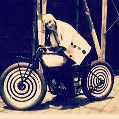 Girls n carny bikes! - @yeoleghost- #webstagram