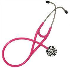 Amazon.com: Ultrascope Zebra Print Stethoscope: Health & Personal Care